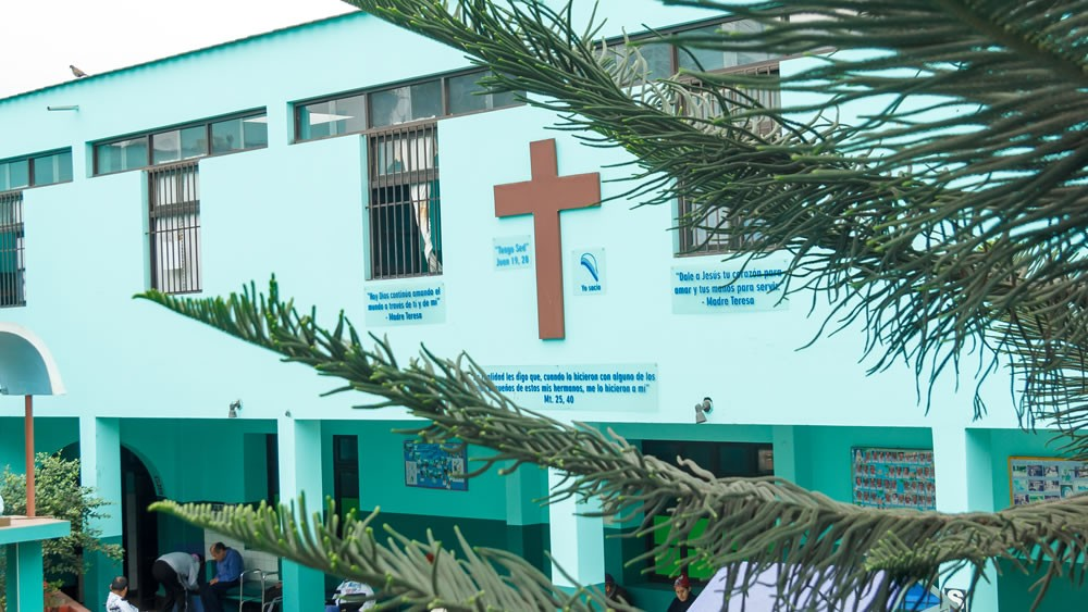 Hogar De La Congregacion Misioneras De La Caridad Fundacion Canevaro